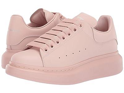 Alexander McQueen Oversized Sneaker (Peonia) Women