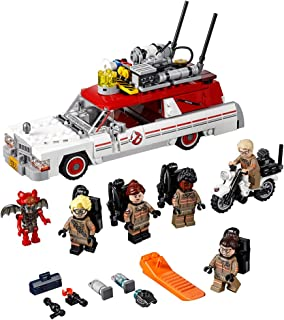 LEGO Ghostbusters Ecto-1 & 2 75828 Building Kit (556 Piece)