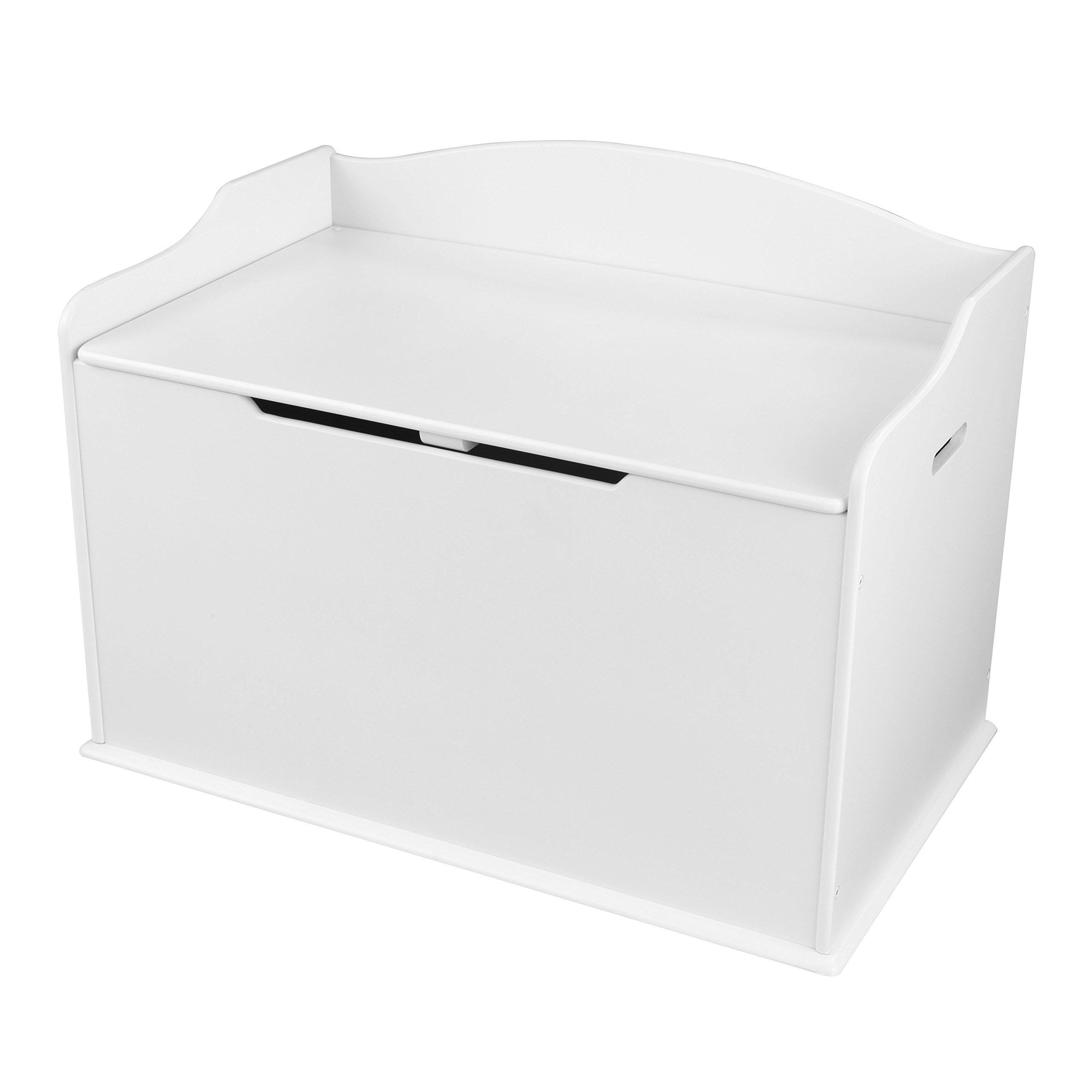 KidKraft Austin Toy Box White