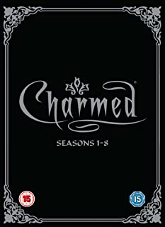 Charmed - Complete Seasons 1-8 [Importado de Inglaterra] [Reino Unido] [DVD]