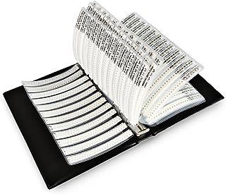 OneBelief [SOT-23] SMD Transistor Sample Book 21 Value x 50 Pcs Assorted Folder [1050 PCS]