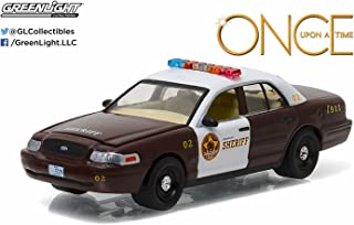 Greenlight 1:64 Hollywood 15 2005 Ford Crown Victoria Sheriff Graham Storybrooke