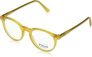 Polo Ralph Lauren Men's Ph2083 Round Prescription Eyewear Frames