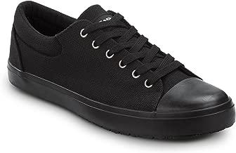 SR Max Chester Women's Black Slip Resistant Skate Shoe