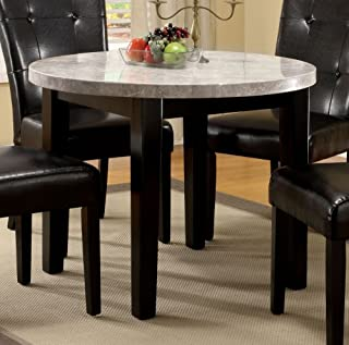 William's Home Furnishing CM3866RT-40 Marion I Dining Table, Espresso