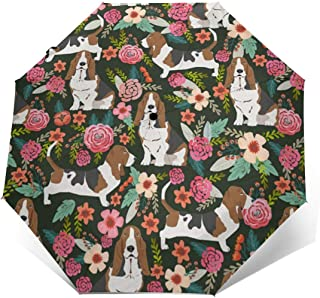 basset hound umbrella