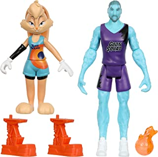 SPACE JAM: A New Legacy - 2 Pack - On Court Rivals - Lola & Wet/Fire