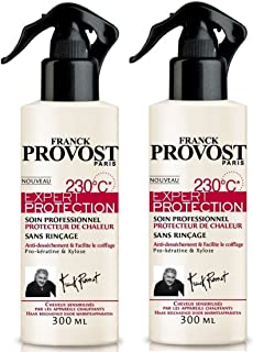 FRANCK PROVOST Expert Protection Cura professionale 230°C 300 ml – Set di 2