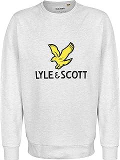 Lyle and Scott Men Casuals Logo Sweatshirt - Cotton