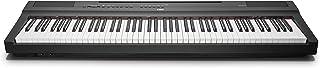 Yamaha P-125B Digitale Piano, 88 toetsen, Compatibel met Gratis App: Smart Pianist, Wit