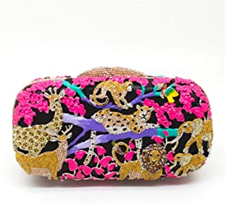 b4c59b1daf Amazon.com: Multi - Evening Bags / Clutches & Evening Bags: Clothing ...