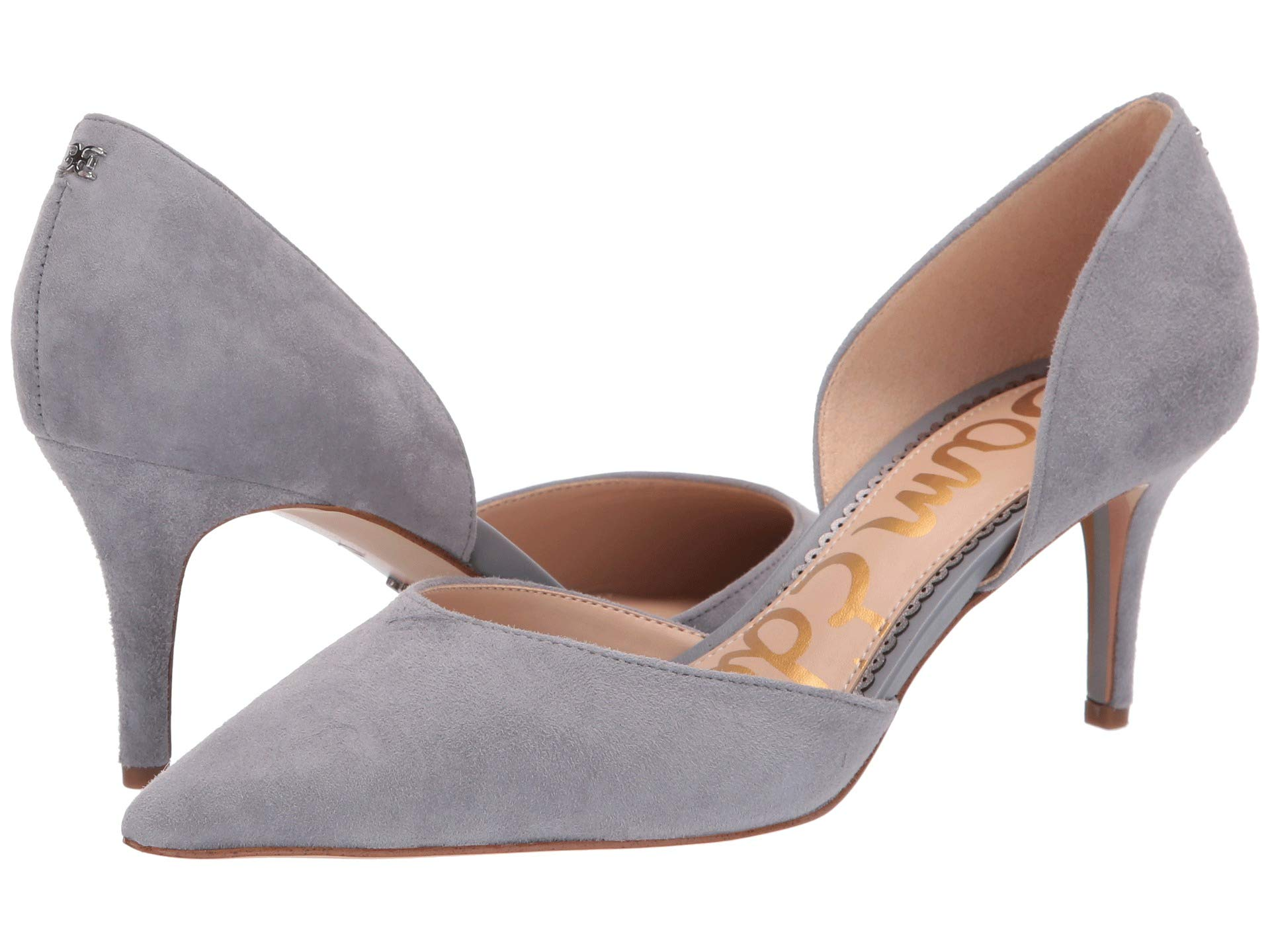 Kid Leather Suede Grey Edelman Jaina Storm Sam qwSRIP16w