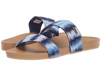 Reef Cushion Bounce Vista TX (Tie-Dye) Women