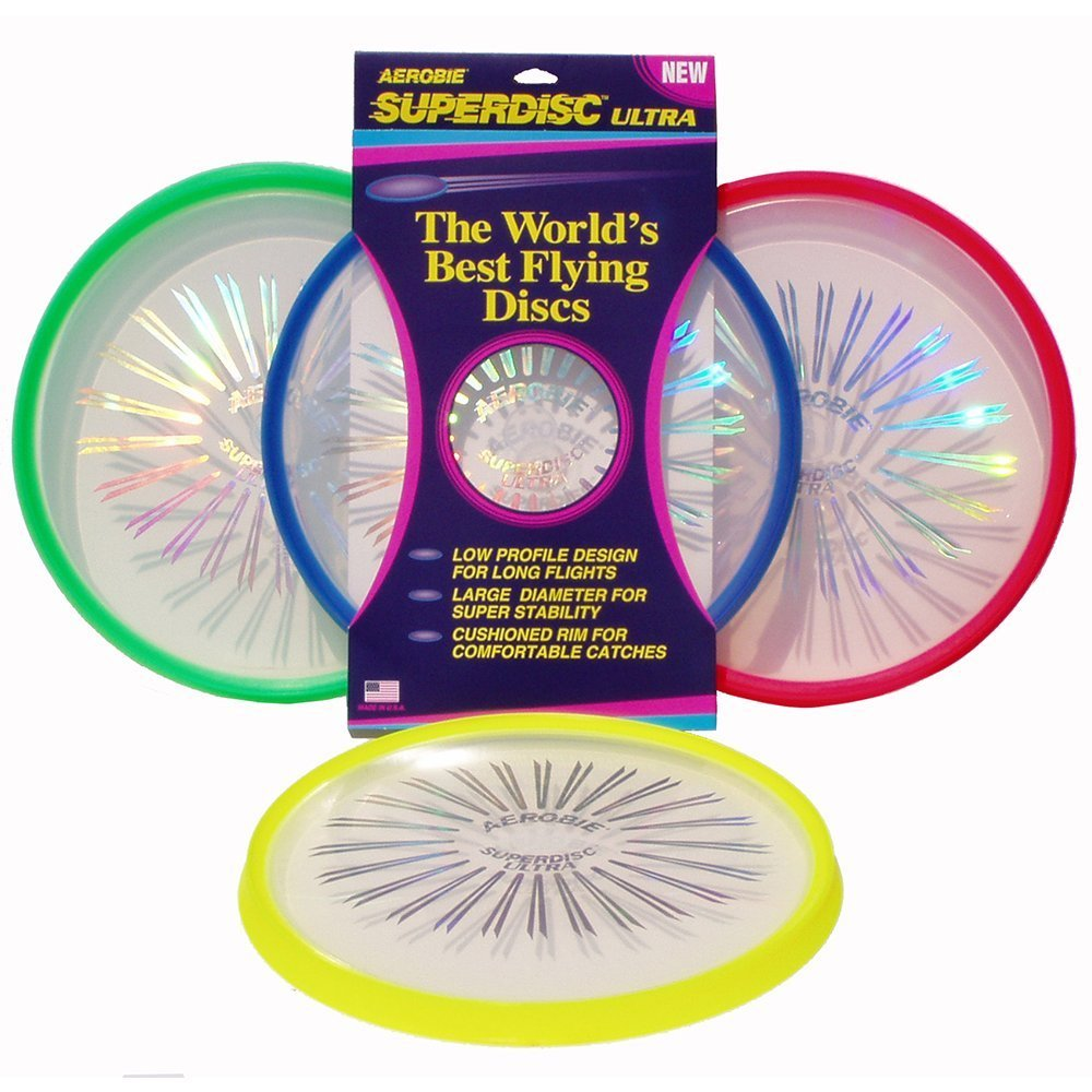Aerobie Superdisc Ultra Colors Vary
