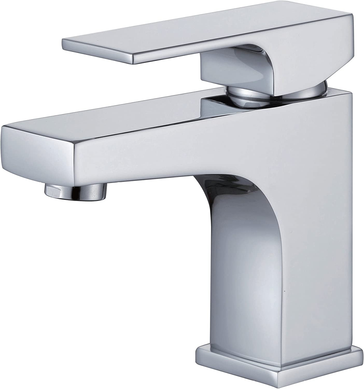 Basin Faucet Cold and hot water all copper faucet basin basin faucet hotel faucet high-end faucet