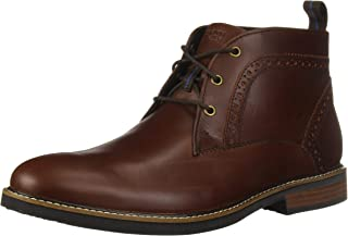 Men's Ozark Plain Toe Chukka Boot with Kore Comfort Technology