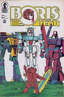 Boris the Bear #2 VF ; Dark Horse comic book