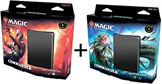 Magic The Gathering MTG Commander Legends Both Decks!