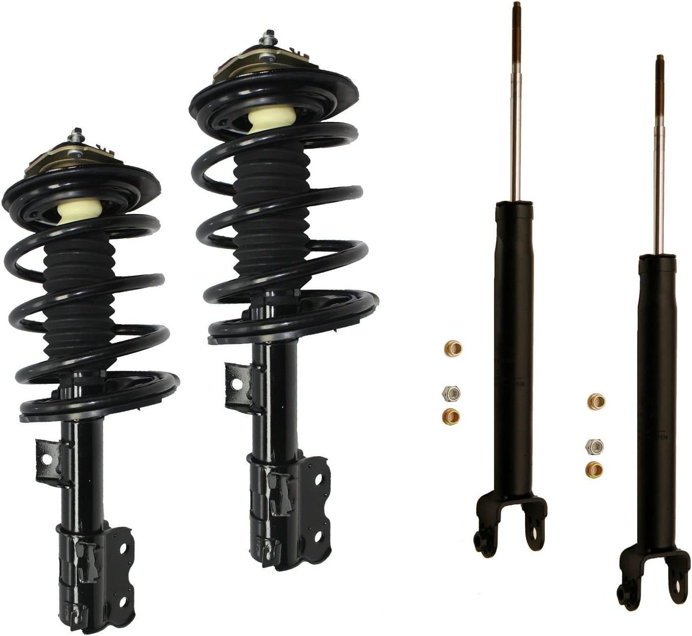 DTA 70024 Full Set 2 Front and online shop Moun Some reservation Struts with Complete Springs