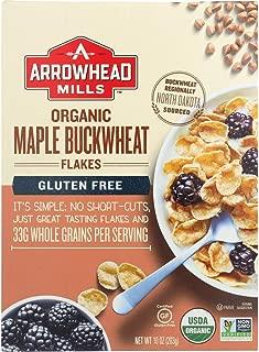 Arrowhead Mills Gluten-Free Organic Maple Buckwheat Flakes - 10 oz