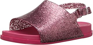 Mini Melissa Kids Beach Slide Sandal Flat