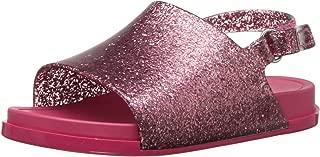 Mini Melissa Baby-Girls Unisex-Child Mini Beach Slide Sandal
