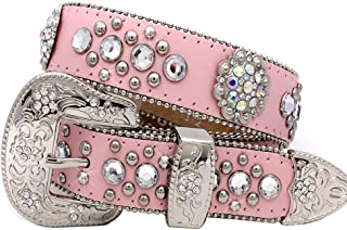 Best pink western belt Reviews