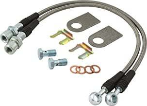 Best mustang braided brake lines Reviews