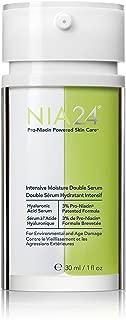 Nia24 Intensive Moisture Double Serum, 1 Fluid Ounce