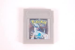 Pokemon Silver Version - New Save Battery (Renewed)