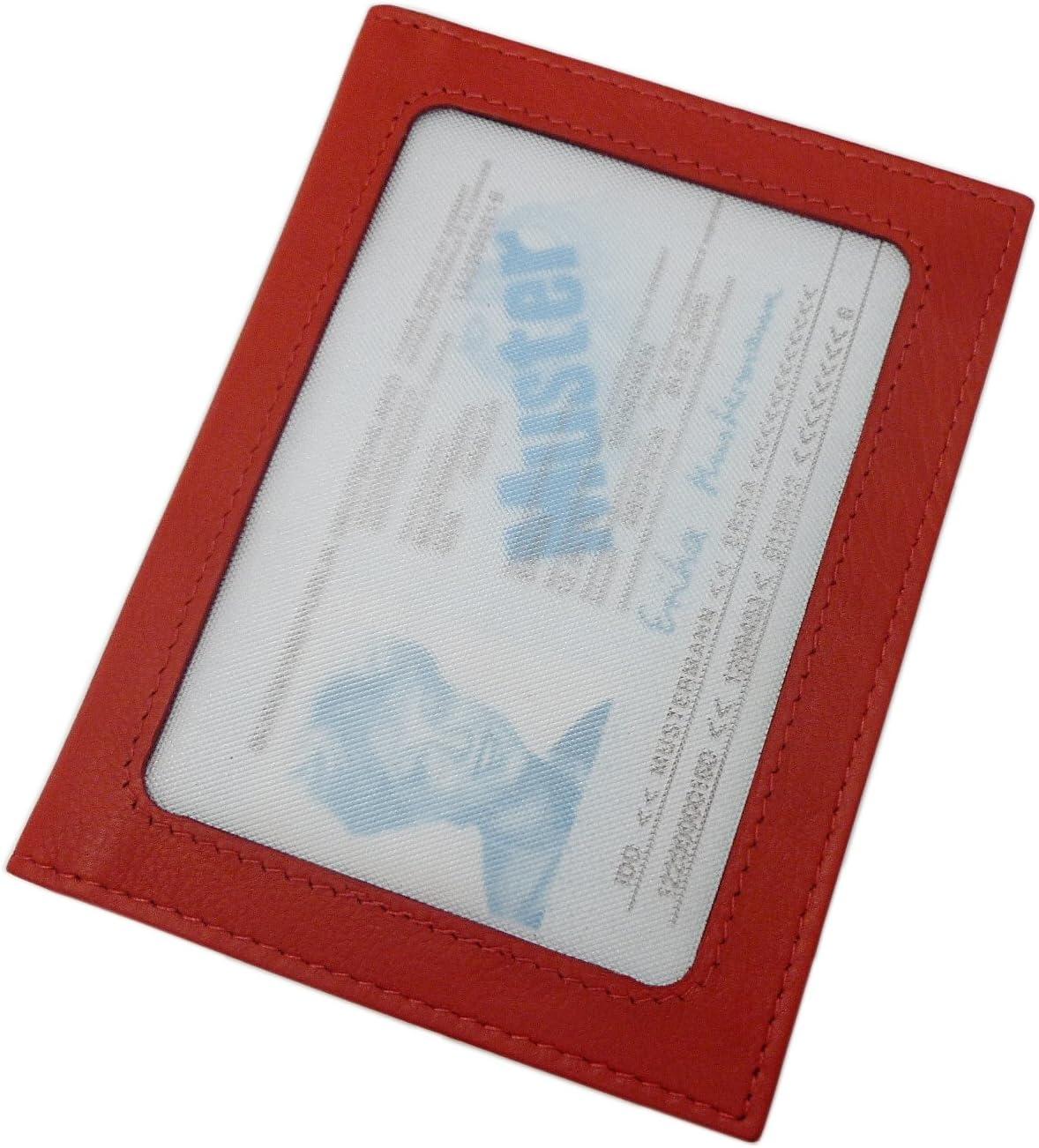 myledershop Tarjetero Rojo rojo talla /única