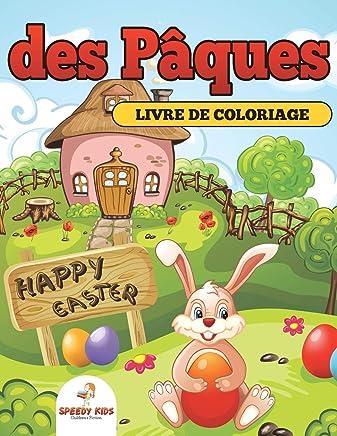 Coloriage De Paques En Anglais.Amazon Fr Coloriage Paques Adolescents Livres