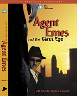 Agent Emes and the Giant Ego