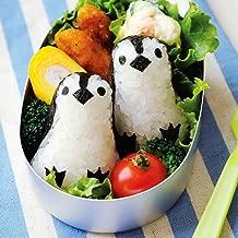 penguin rice mold
