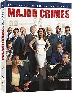 Major Crimes - Saison 1 [Francia] [DVD]