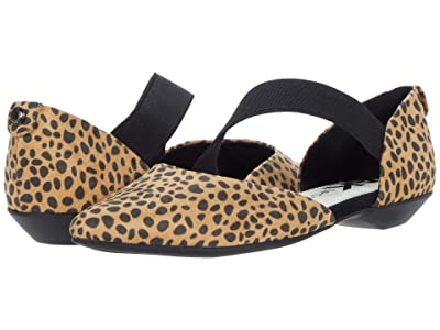 Anne Klein Outer Flat (Dot Leopard) Women