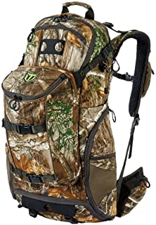 TIDEWE Hunting Pack 3400cu, Silent Frame Hunting Backpack...