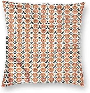 Mannwarehouse Tattoo Simple Pillowcase African Tribal Masks CushionW12 x L12
