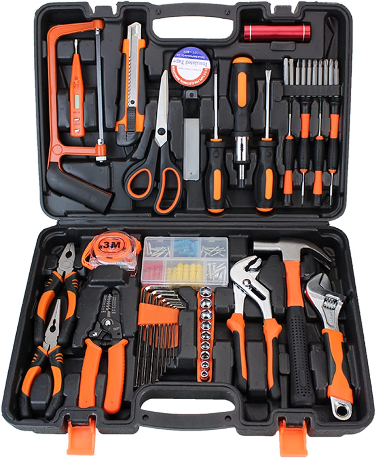 50-Piece Auto Repair Tool Set Home Jacksonville Mall Household Fo General Now free shipping Kit