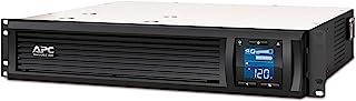 APC by Schneider Electric Smart-UPS SMC SmartConnect - SMC1500I-2UC - Uninterruptible Power Supply 1500VA (Rackmount 2U, C...
