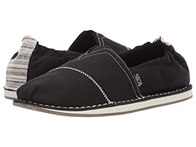 BOBS from SKECHERS Bobs Chill Waterfront (Black) Women