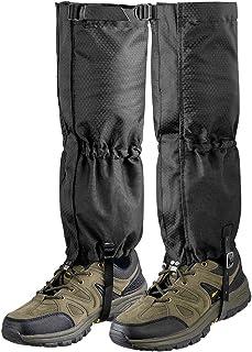 comprar comparacion Unigear Polainas 1 Par Impermeable Prueba De Viento Nieve Lluvia Protección para Las Piernas para Montaña Senderismo Caza ...