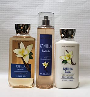 Best berry vanilla bean bath and body works Reviews