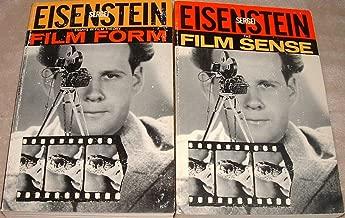 Sergei Eisenstein 2 Vols The Film Sense & Film Form (Essays in Film Theory)