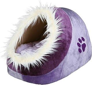 Trixie Minou Cuddly Cat /Dog Cave, 35X26 41cm, Lilac/Violett