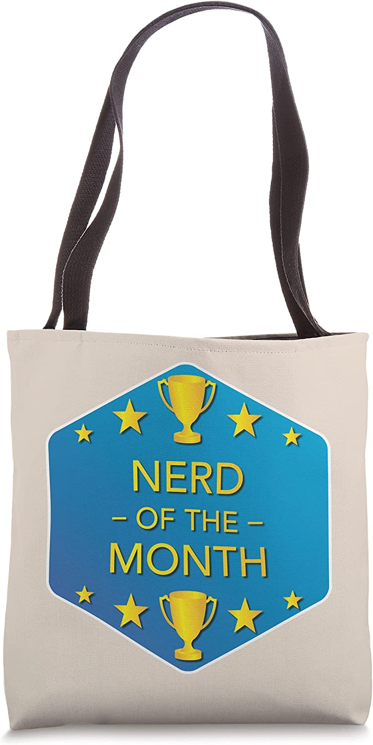Nerd Of National uniform free shipping The MonthAppreciation Tote Bag Bombing free shipping