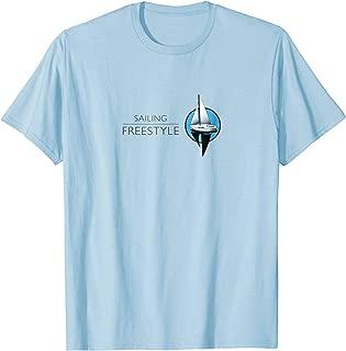 sailing logos tee shirts