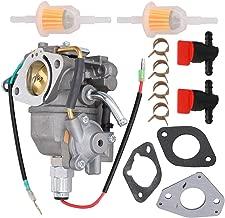 MNJWS 24-853-102-S Carburetor Kit for Kohler CV730 CV730S CV740 CV740S 25HP 27HP Engine Replace # 24853102-S