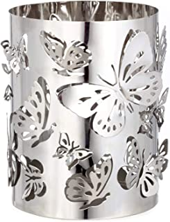 Butterfly Metal Candle Holder