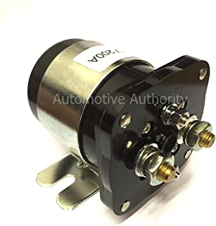 Automotive Authority 12V Solenoid #586-902, 586-105111 Replacement for White Rodgers